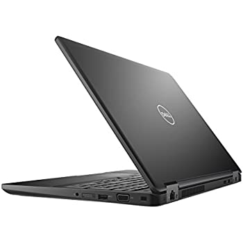 Dell Latitude 5590 Business Laptop | 15.6 HD | Intel Core 8th Gen i5-8250U Quad Core | 8GB DDR4 | 256GB SSD | Win 10 Pro (Certified Refurbished)