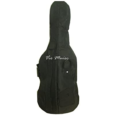 Cello Gig Bag 4/4 Full-Size, Padded, Durable, High Strength by Cello Gig Bag