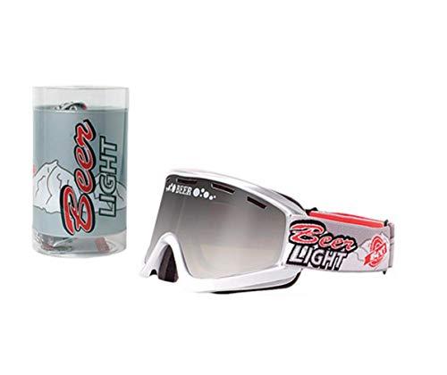 (Beer Optics Ski Goggles (Cold Bullet))