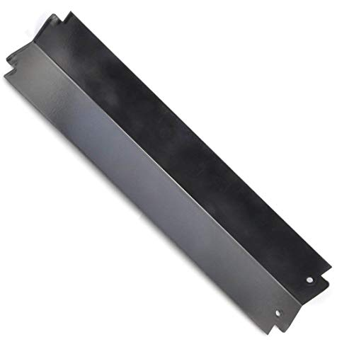 Vicool hyJ332A (4-Pack) Porcelain Steel Heat Plate Replacement for Select Gas Grill Models, Charbroil and Others