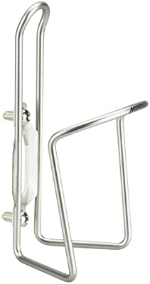 bf7e621f80d Amazon.com   Minoura Dura-Cage 4.5mm Silver with Alloy Bolts   Bike Water  Bottle Cages   Sports   Outdoors