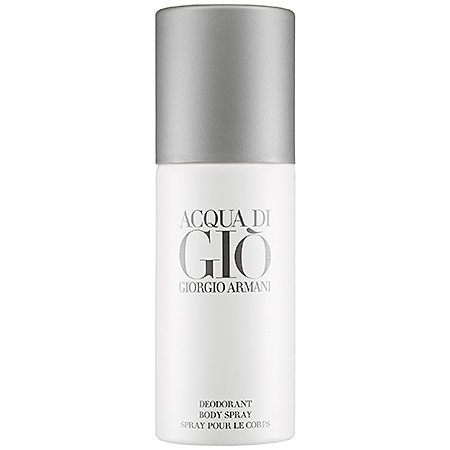 io Armani Acqua Di Gio Pour Homme Bath and Body Collection Deodorant Body Spray 4.5 oz (Gio Collection)