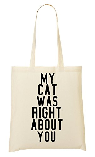Cat Funny Tout Provisions Fourre Right You Sac Was My About Sac À ZSRddq