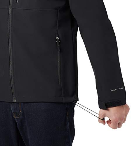 Columbia Sportswear Men's Heat Mode II Softshell Jacket