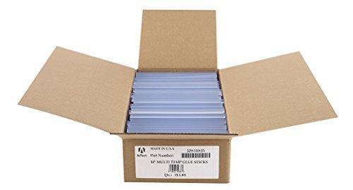 Adtech 229-110-25 Bulk High Temperature Hot Glue Sticks, 25 lb/10
