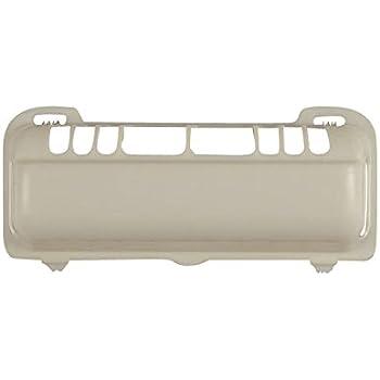 W10242623 Whirlpool Refrigerator Light Lens