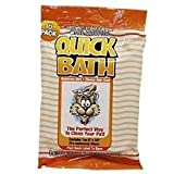 Quick Bath Wipes For Cats