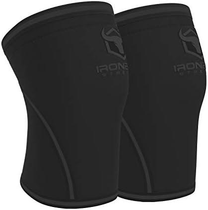 Iron Bull Strength Knee Sleeves product image