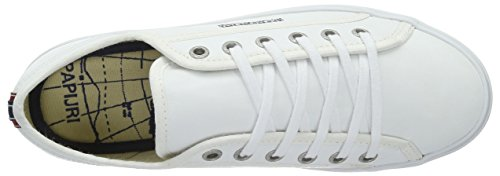 Napapijri Mia - Zapatillas Mujer Blanco - Weiß (white N29)