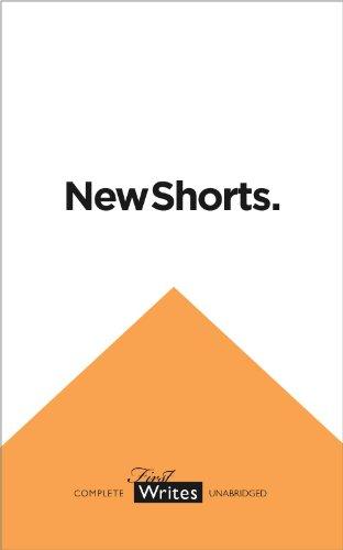 NewShorts (First Writes Book 1)