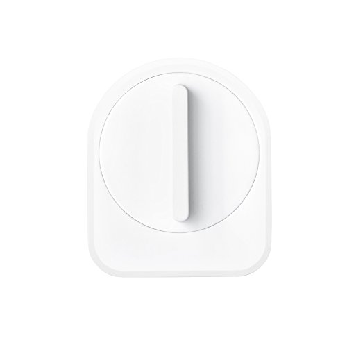 Sesame Smart Lock, Google Home, Amazon Alexa, IFTTT enabled Gen 2 Pearl White by Candy House Inc.