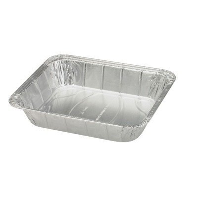 """Reynolds RC1151 2-3/4"""" Height, Half Size Steam Table Deep Aluminum Pan (Case of 100)"""