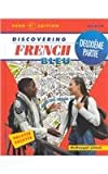 Discovering French Deuxieme Partie, Euro Edition, MCDOUGAL LITTEL, 0618035028