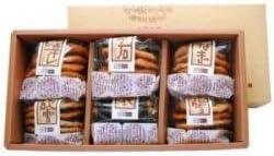 草加せんべい 箱詰六種30枚入