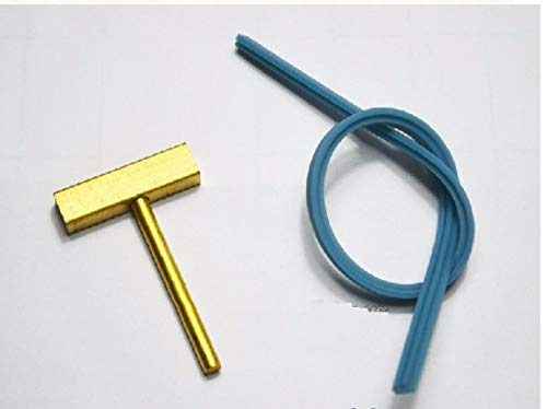 BELONG Soldering Iron T Tip Head 60W for Ribbon Cablle Pixel Repair