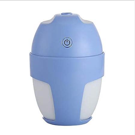 Smotly Humidificador aceites Esenciales ionizador purificador Aire ...