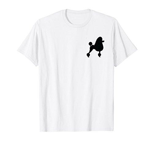 Sock Hop Poodle 1950s Costume Men Women Gift Shirt -