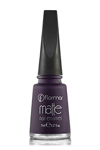 Flormar Matte Nail Enamel (M11 Pure ()