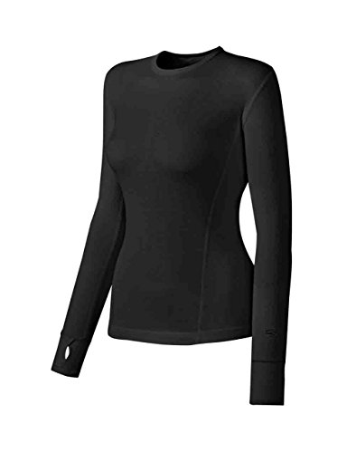 Duofold by Champion Varitherm Mid-Weight Women's Long-Sleeve Base-Layer Shirt Size - M