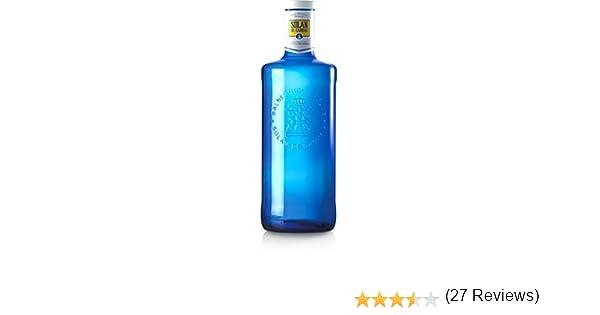 Botella Agua Solan De Cabras Vidrio 1L: Amazon.es: Alimentación y ...
