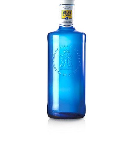 Botella Agua Solan De Cabras Vidrio 1L