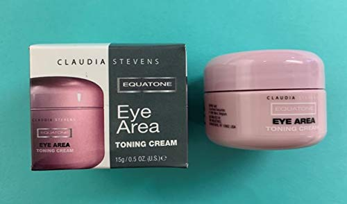 Claudia Steven Eye Area Toning Cream (15g), (Made in USA)