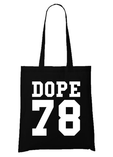 Dope 78 Bag Black