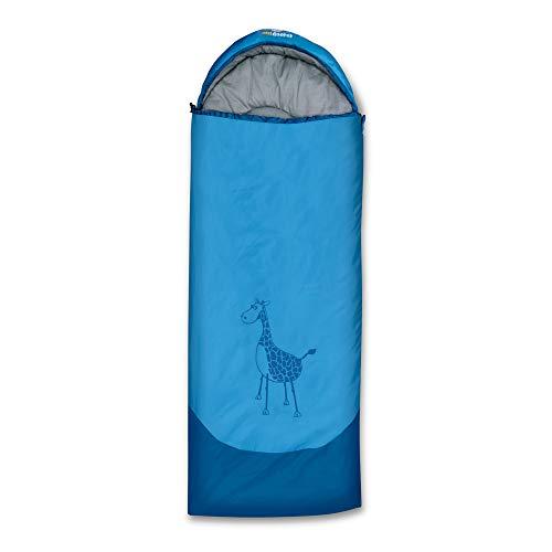 outdoorer Kinderschlafsack Dream Express – Deckenschlafsack für Kinder, mit Baumwolle gefüttert