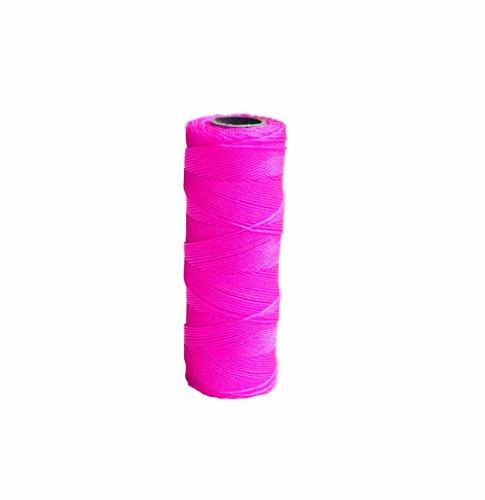 Bon 11-875 350-Feet Neon Pink EZC Twisted Mason Line