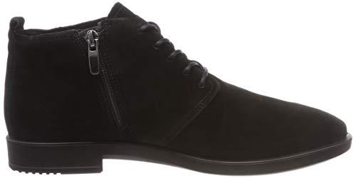 Noir Shape Black 1001 15 M Femme Bottines Ecco FBXgxpX