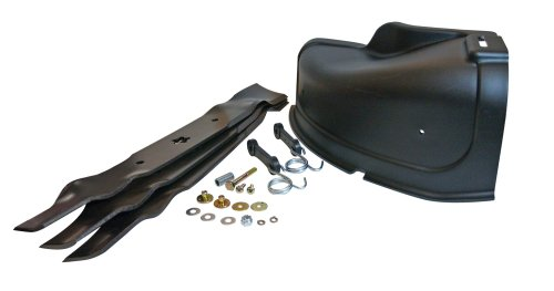 Poulan Pro Mulch Kit With Blades Fits All Poulan Pro 54-inch Riding Lawn Mowers OEM54MK ()