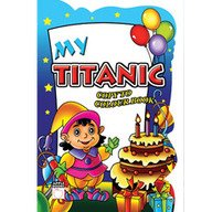 My Titanic Copy to Colour Book 3 T-mobile Color Pda