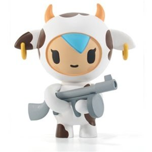 Moofia Mozzarella - The Moofia: Mozzarella by Tokidoki