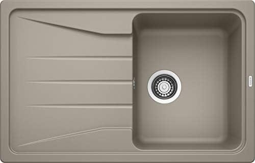 Nutty Franke 114.0496.092/granito fregadero de cocina con un solo Bowl