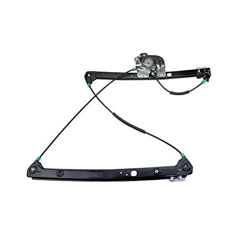 Bmw Front Driver (A-Premium Power Window Regulator Without Motor for BMW X5 E53 2000-2006 Front Left Driver Side)