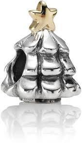 Pandora 790365 Christmas Tree Charm