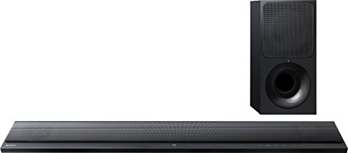 Sony HT-CT390 Ultra-Slim 2.1 Channel Sound Bar with Bluetoot