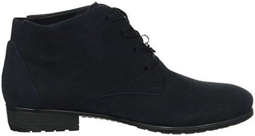 ara Women's Yale Cold Lined Classic Boots Short Length Blue (Blau 72) TBHV5uSpq