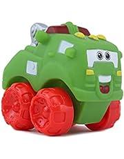 لعبة عربة زمبلك لاطفال - اخضر