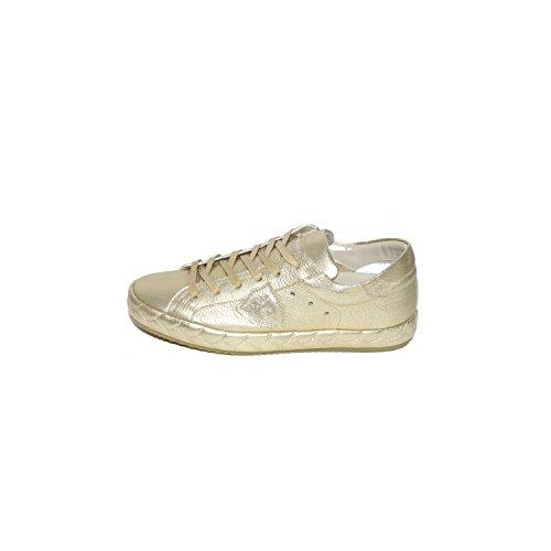 Philippe Model CMLD/Paris Metal Sneakers Damen Gold