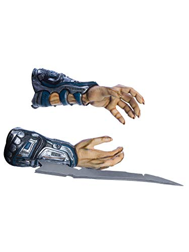 Rubie's Men's Standard Predator Latex Hands, As As Shown, One Size -