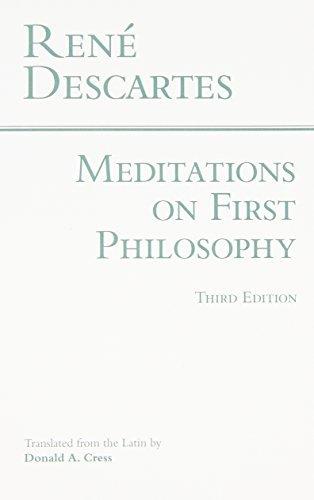descartes meditations sparknotes
