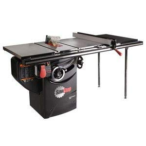 SawStop PCS175-TGP236 1.75-HP Professional Cabinet Saw Assembly with 36-Inch Professional T-Glide...