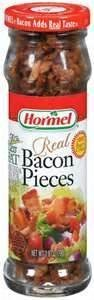 HORMEL REAL BACON PIECES FOOD SALAD TOPPING 2.8 OZ by HORMEL At The Neighborhood Corner Store by HORMEL At The Neighborhood Corner Store