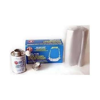Amazon Com Vinyl Liner Swimming Pool Patch Kit 2 8