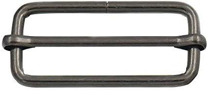 2pcs/… Pet collari e Borsa Trimming Shop 50 mm Triglide Bronzo Fibbia moschettone Girevole in Metallo Scorrevole Trigger per Cinghie Fissaggio Fascetta Durevole Gunmetal Metallo