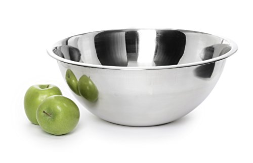 Mixing Bowl Restaurant - Ybmhome Heavy Duty Deep Quality Stainless Steel Mixing Bowl for Mixing Serving Cooking and Baking 1177 (13 Quart)