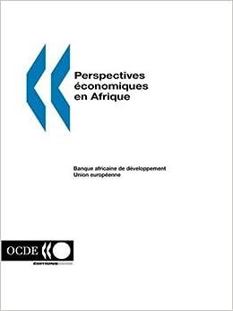Book Perspectives Economiques En Afrique 2005/2006
