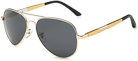Double Bridge Aviator Sunglasses Mens Classic Fashion Eyewear