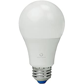 Green Creative 97780 A19 LED Lightbulb, 2700K (Warm White), Dimmable, 9W, 800 lm, Energy Star, Fully Omni: Amazon.com: Industrial & Scientific